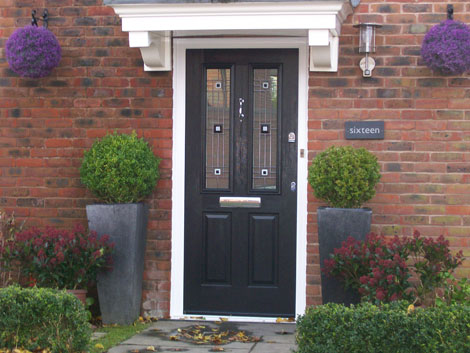 CHOOSE YOUR IDEAL DOORS
