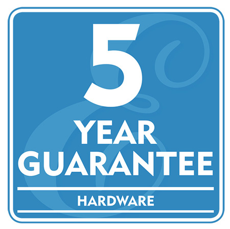 5 Year Guarantee - Hardware