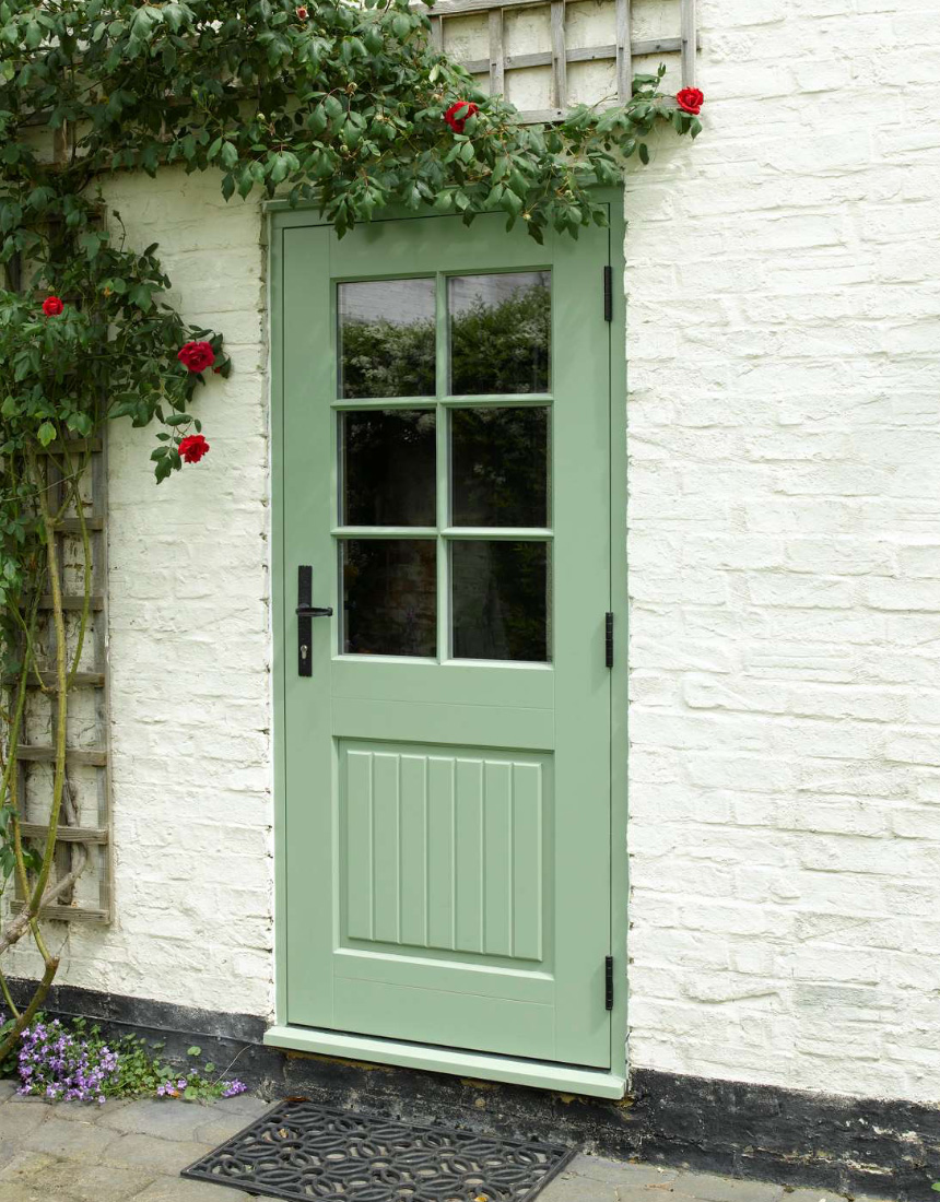 Entrance Doors - Traditional 1-1