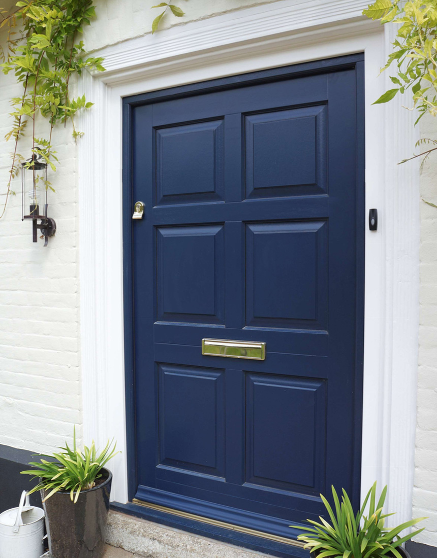 Entrance Doors - Traditional 1-2