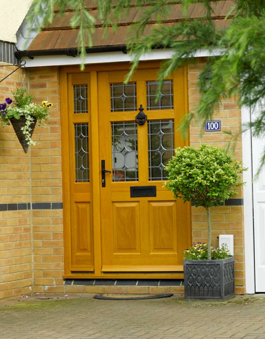 Entrance Doors - Traditional 1-3