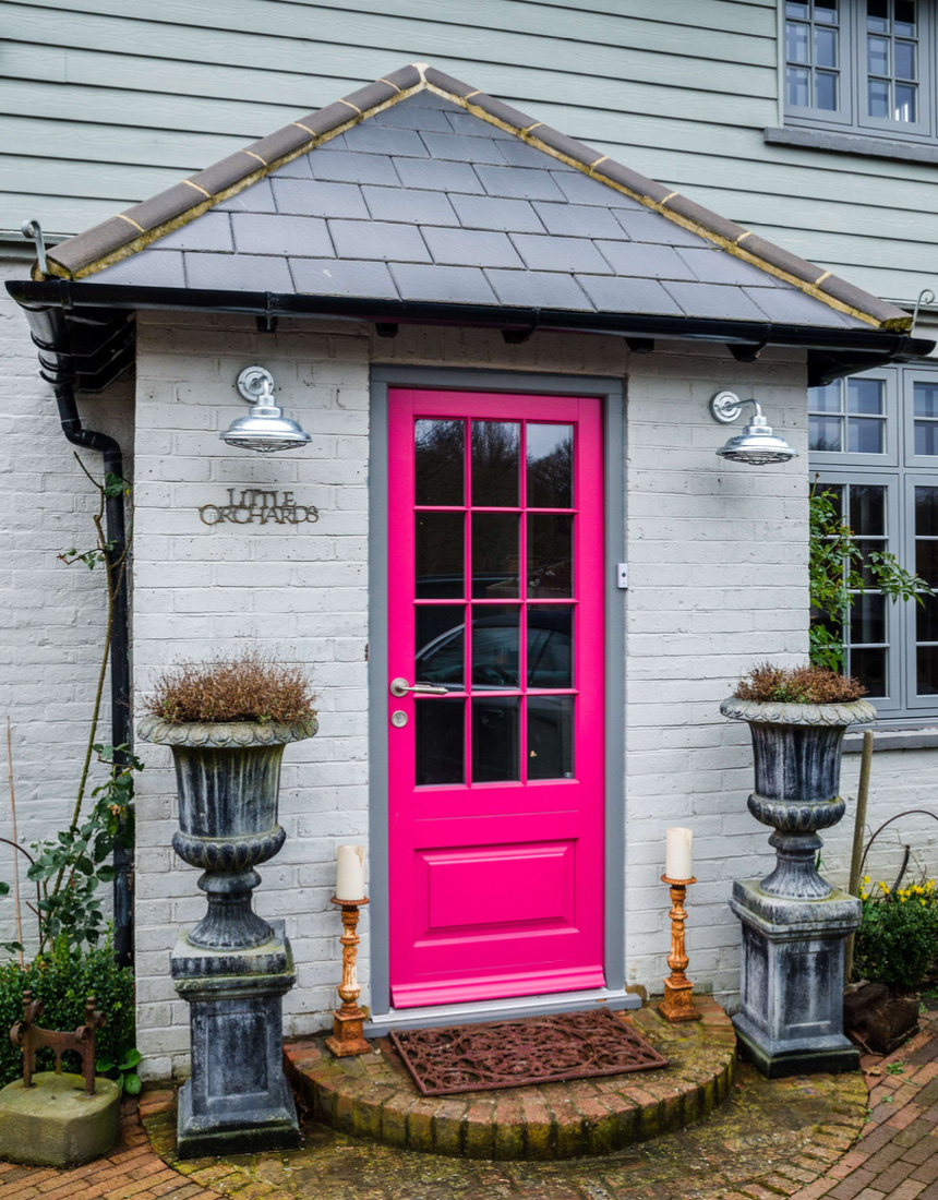 Entrance Doors - Traditional 1-4