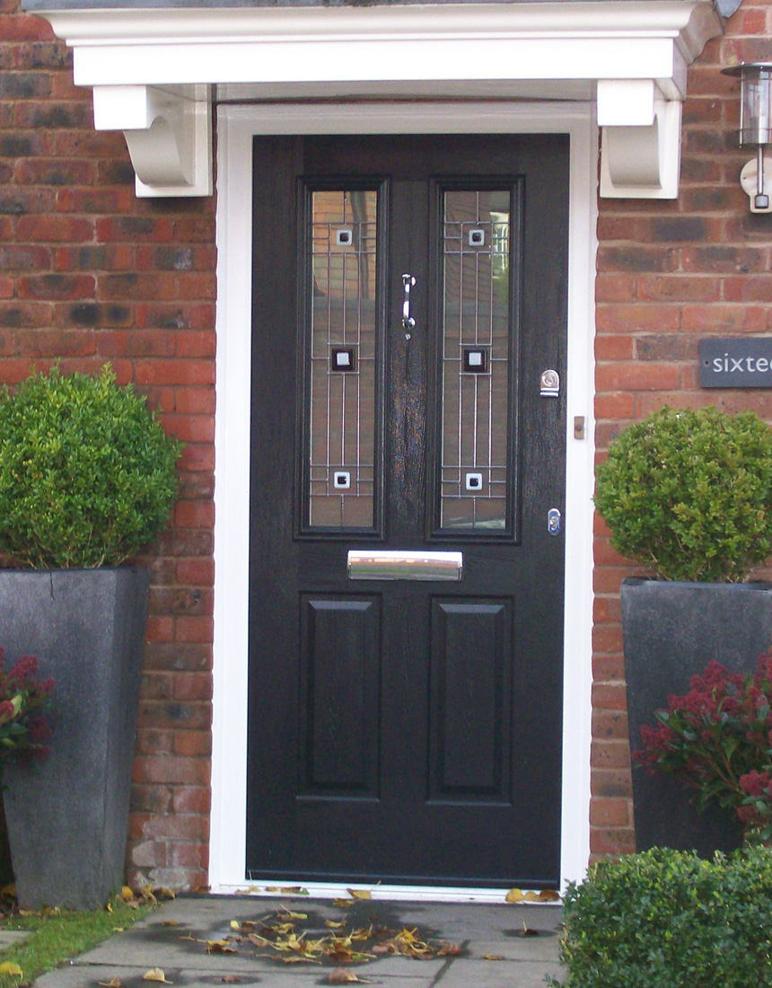 Entrance Doors - Traditional 1-5