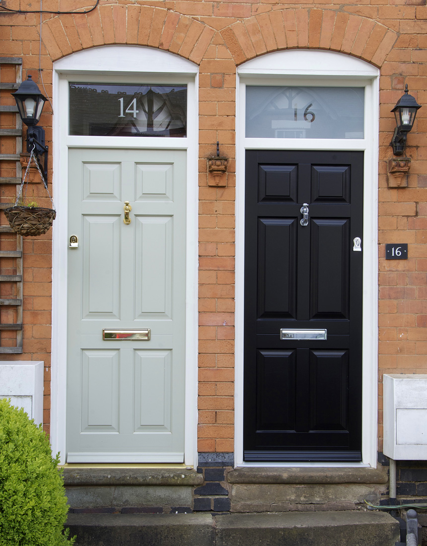 Entrance Doors - Traditional 1-6