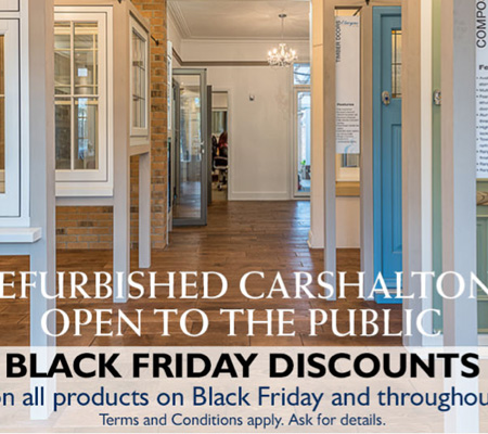 Black Friday Discounts Available On All Products