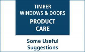 Product Care - Timber